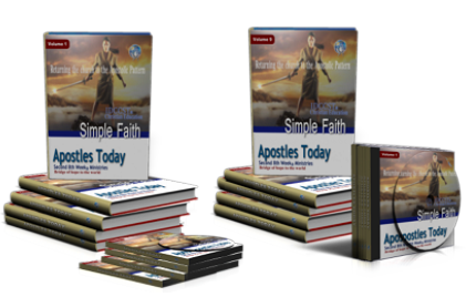 Go to Apostles Today Introduction
