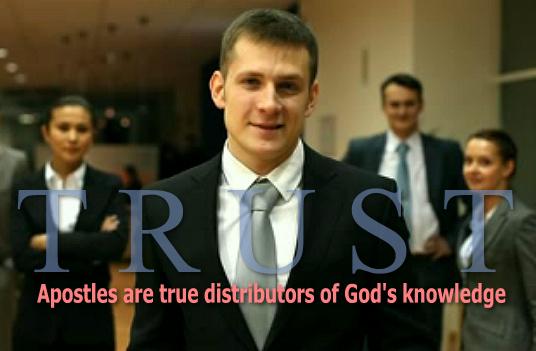 New Covenant apostles establish new church government