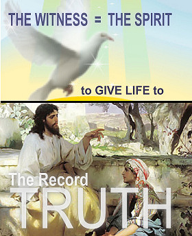 apostles today teach new covenant theology. Illustration of record and witness