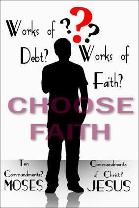covenant theology and works of faith; where does your faith stand?