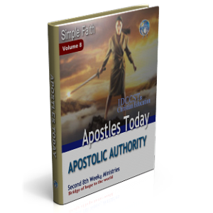 Apostolic Authority! - Learn More