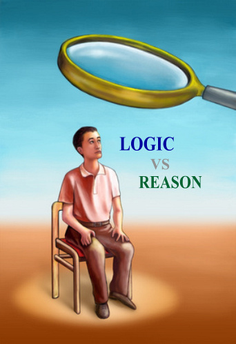 Logic vs. Reason: What is the Difference