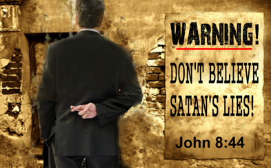 Do You Know Jesus? Don't let Satan be your path finder!