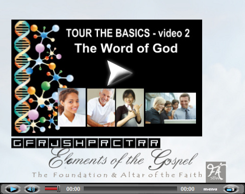 Video teaching on 12 foundation stones. Part 2