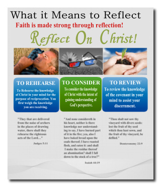 Reflection on Christ