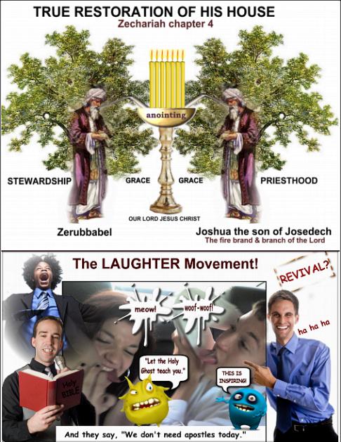 The Zerubbabel Restoration or the Jezebel Revival