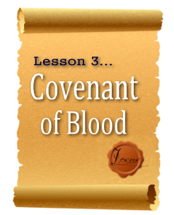 What is Covenant? Lesson 3: The Blood of the Covenant