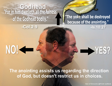 The Anointing And You