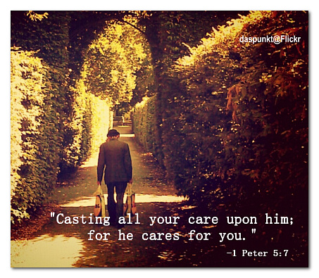Cast Your Care Upon the Lord