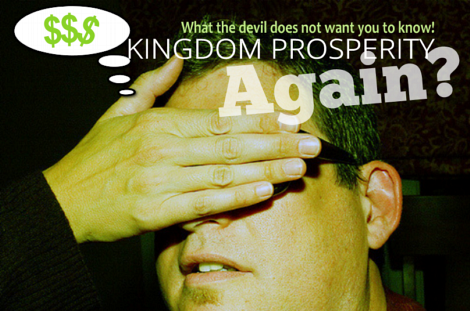 Why God is NOT Revitalizing Kingdom Prosperity