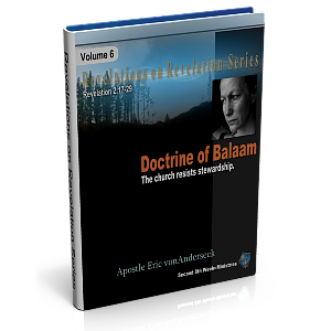 The book of Revelation by Apostle John expounded. The doctrine of Balaam