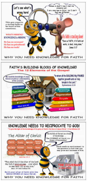 A royal priesthood|New covenant priesthood of knowledge